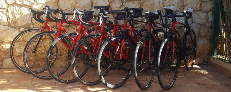 Bike Hire Rentals In the Algarve Portugal