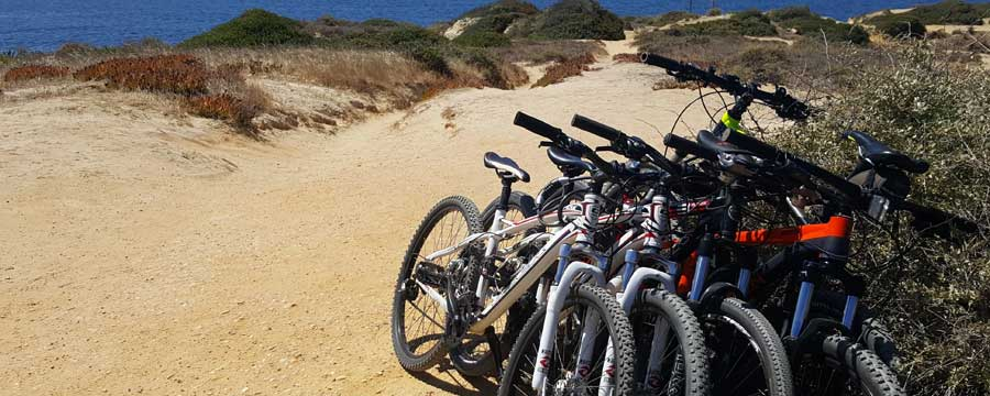 Bike Hire Guided Tours In the Algarve